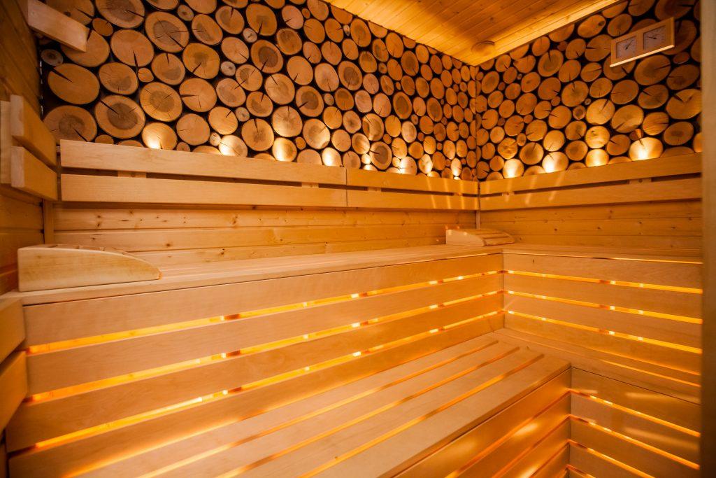 3 Finnish aroma sauna, Fínska aromatická sauna- Wellness Paradise Žilina, Sauna & SPA, Relax