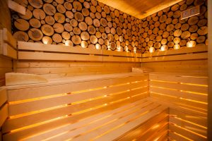 Finish sauna PARADISE, lifestyle, health, zdravie, fínska aroma sauna, 2x Parná sauna, Steam bath