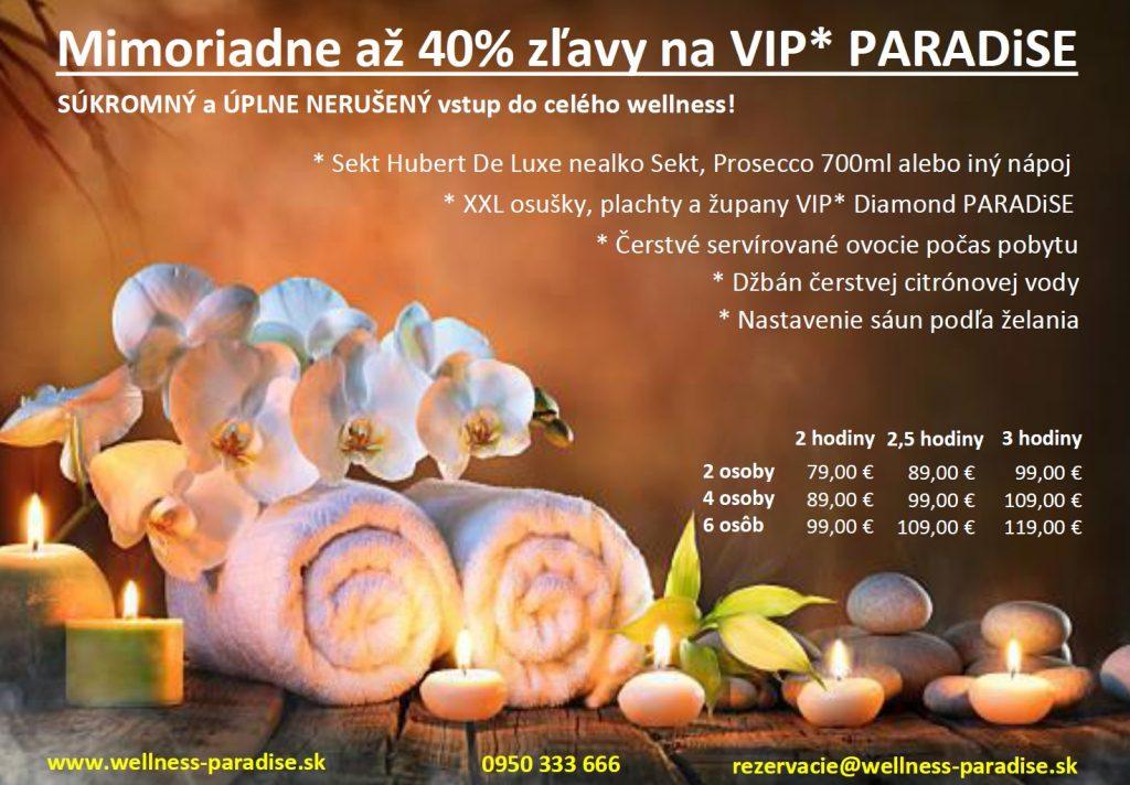 VIP* Diamond PARADiSE, exclusive Sauna & SPA Wellness zľavy, discount, privátny vstup, súkromný vstup, wellness pre dvoch, pre dve osoby